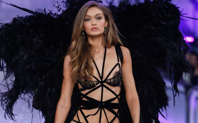 Gigi Hadid Won't Be Walking in VS Fashion Show 2017
