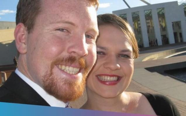 Straight Aussie couple: we are divorcing because of gay marriage