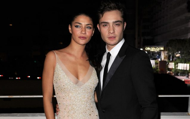Jessica Szohr Just Spoke Out About Those Ed Westwick Rape Allegations