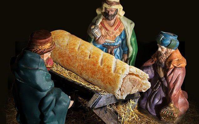 Greggs launches advent calendar