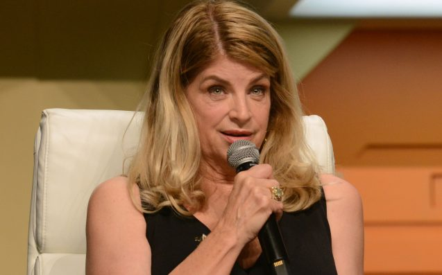 "Kirstie Alley Dismisses Hollywood Sex Abuse Accusations As A ""Witch Hunt"""