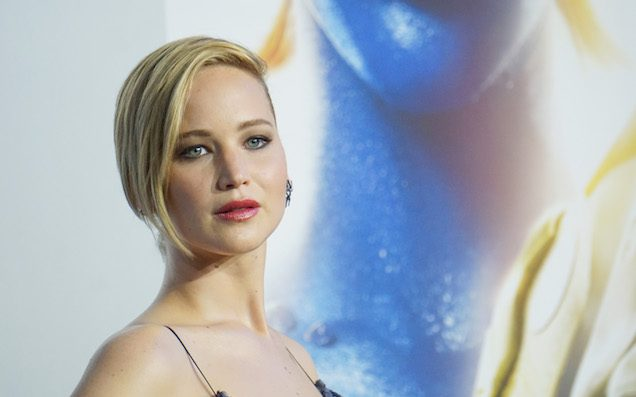 Jennifer Lawrence Reveals Why She Didn't Sue Over Nude Photo Leak Scandal