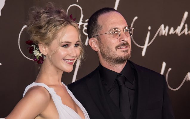 Jennifer Lawrence, director Darren Aronofsky split