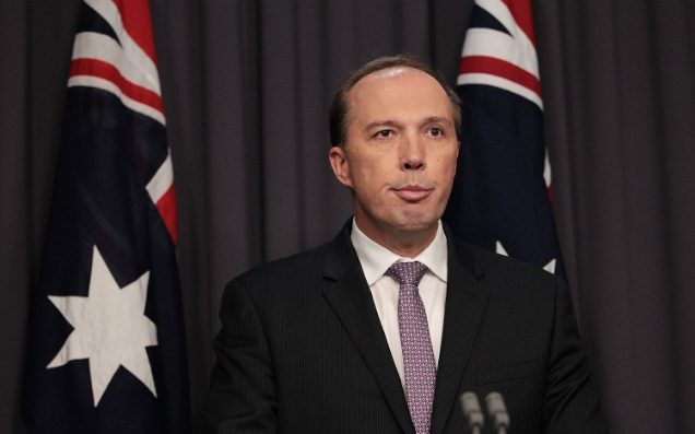 Chinese Media Apparently Has A Very Apt Nickname For Peter Dutton