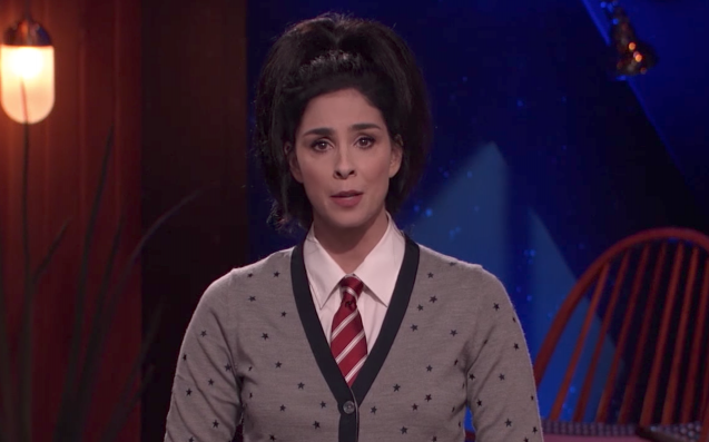 'One of my best friends': Sarah Silverman on Louis CK's misconduct