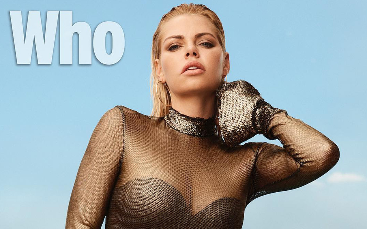 Sophie Monk Named WHO Magazine's Sexiest Person Of 2017