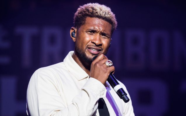 Woman Who Accused Usher of Giving Her Herpes Drops $20 Million Lawsuit