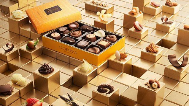 Über Luxe Chocolatier Godiva Are Opening 1st Aussie Store In Melbs Tomorrow