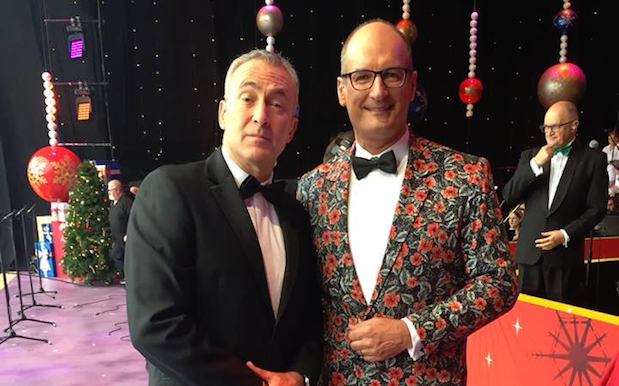 Kochie's Zesty $16K 'Carols' Jacket Is Being Auctioned Off For Charity