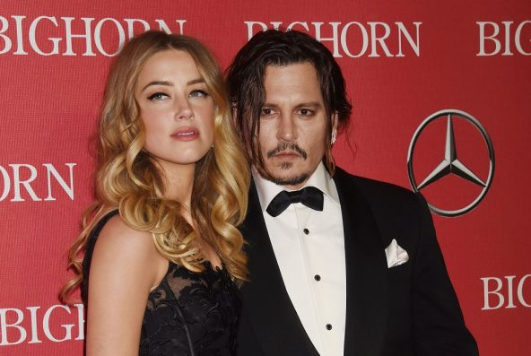 JK Rowling 'blissful' about Johnny Depp casting