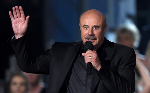 Dr. Phil Accused by Former Guests of Giving Drugs, Booze to Addicts
