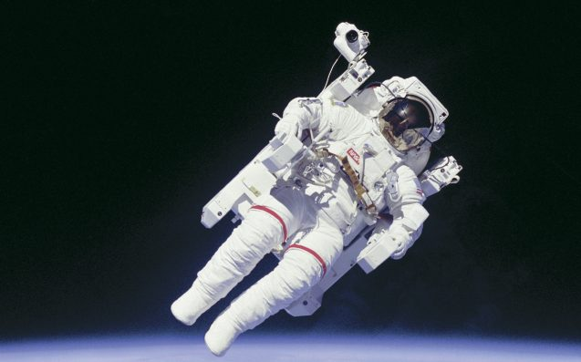 Bruce McCandless, first astronaut to fly freely in space, dies at 80