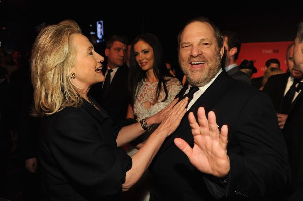 Clinton was warned about Weinstein by Lena Dunham