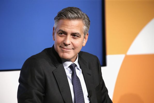 George Clooney Once Gave His Mates $1M Each & It's Our Turn Now, Givvus