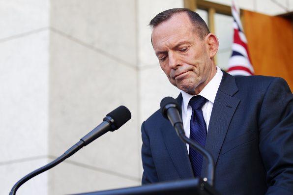 Get Fucked, Tony Abbott