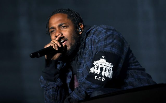 Kendrick Becomes First Muso Outside Jazz Or Classical To Win Pulitzer Prize