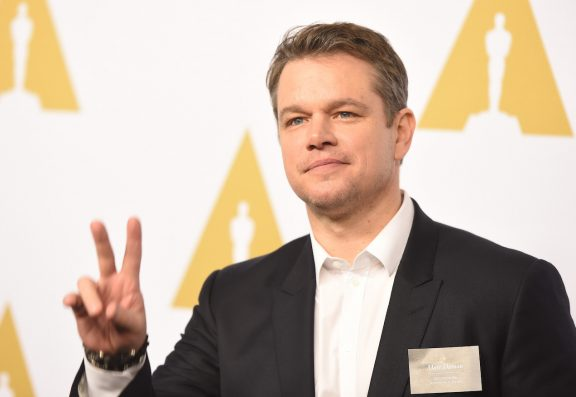 Sexual Harassment Isn't a Joke - Remove Matt Damon from Oceans 8