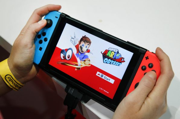 The Nintendo Switch Has Sold A Whopping 10 Million Units In 9 Months