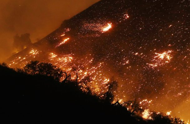 230K+ Evacuated As Los Angeles Burns From Multiple Uncontained Fires