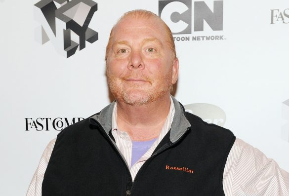 Mario Batali shares holiday recipe in same email as sexual misconduct apology