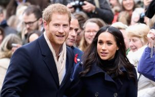 Crazy Kids Prince Harry & Meghan Markle Have Officially Set A Wedding Date