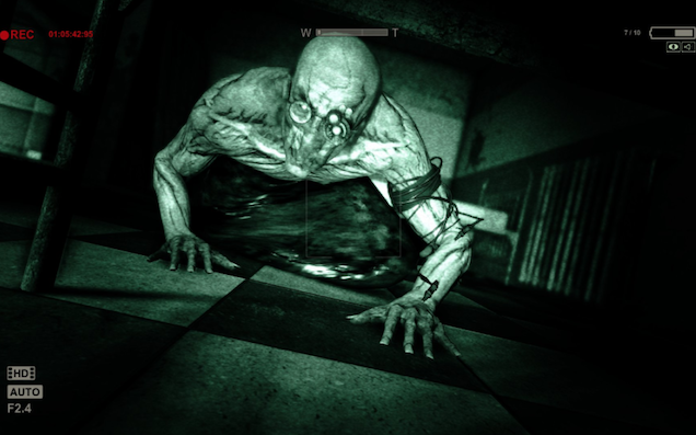Outlast 1 & 2 Are Coming To The Switch So You Can Shit Yr Pants On The Go