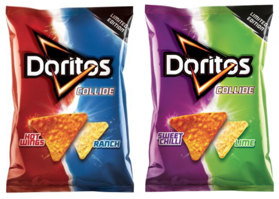 There's New Doritos Flavours Dropping Soon & They're Nacho Average Chip