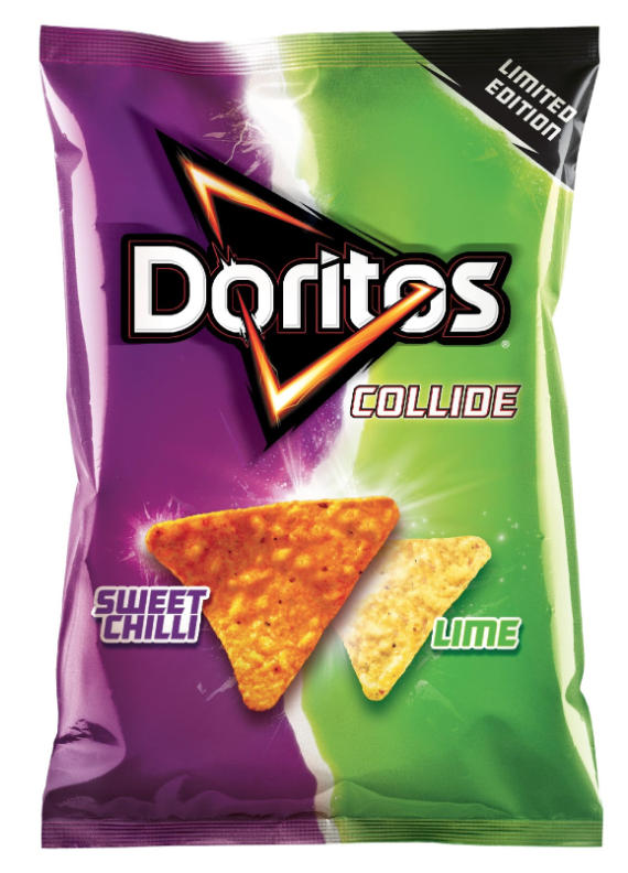 new Doritos flavours