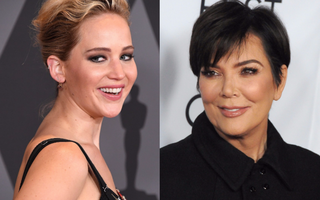 See the Hilarious Christmas Present Jennifer Lawrence Gifted Kris Jenner