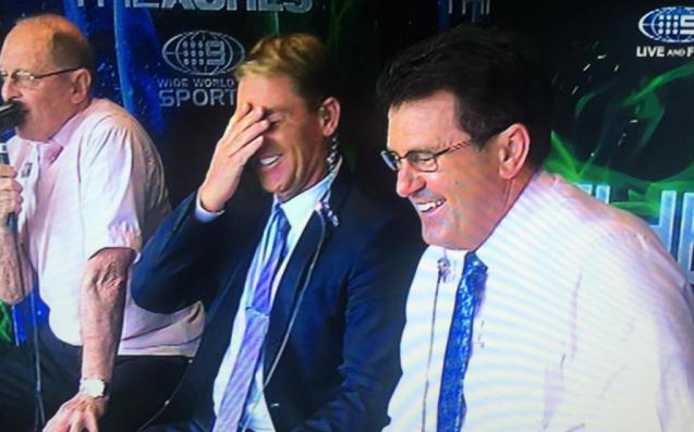 Cricket Commentator Geoffrey Boycott Spins Shit Suicide Joke Live On Air