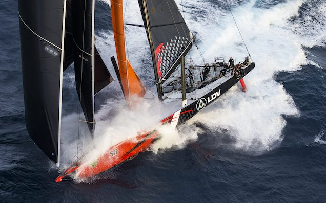 Comanche Snatches Sydney To Hobart Win After Wild Oats XI Hit With Penalty