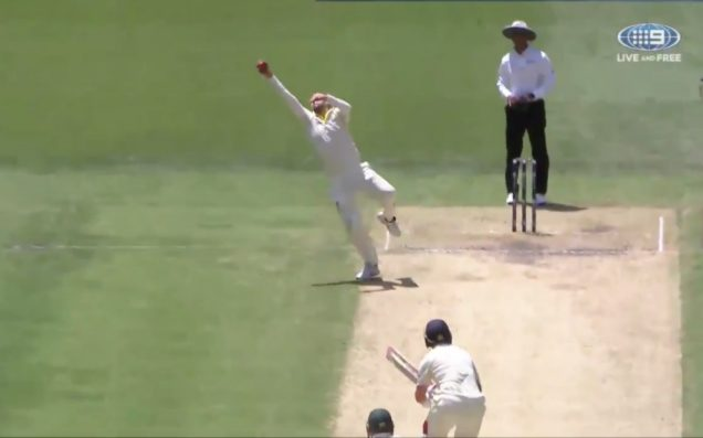 WATCH: Bill Lawry Goes Apeshit After Garry Lyon Hauls In A Classic Catch