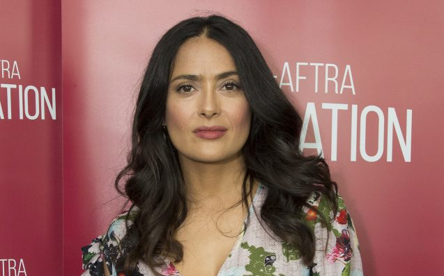 Weinstein denies sexual harassment claims by Salma Hayek