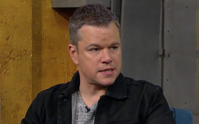 Matt Damon's Take On The #MeToo Movement Is A Lesson In What Not To Say