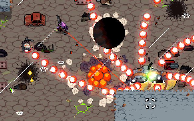 How 'Nuclear Throne' Makes A Punishing, Unrewarding Nightmare Fun As Hell