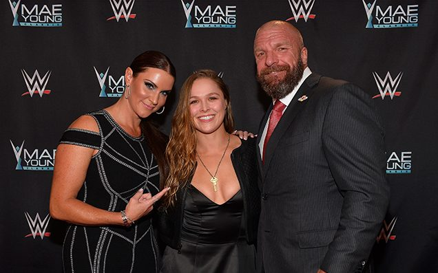 Ronda Rousey Is Reportedly About To Finalise A Deal With The WWE