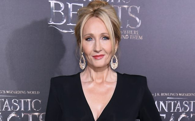 J.K. Rowling Has Finally Spoken Up About Casting Johnny Depp As Grindelwald