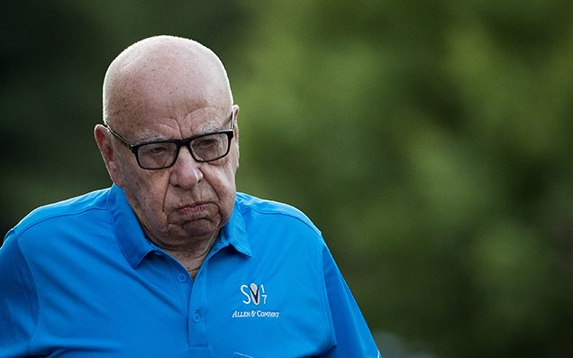 Rupert Murdoch's House Among Those Under Threat From LA Wildfires