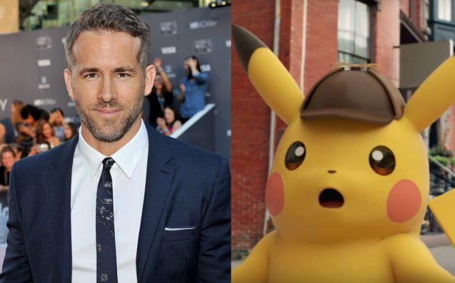 Ryan Reynolds Was Cast In 'Detective Pikachu' But Fans Have Other Ideas