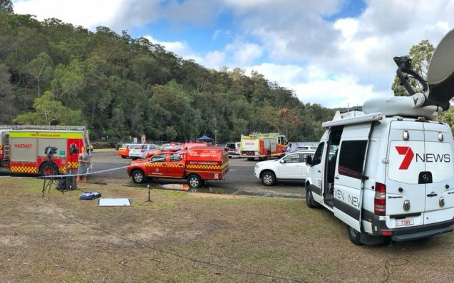 Compass Group CEO, five others dead in Sydney seaplane crash