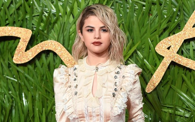 Selena Gomez Posts Cryptic Message Before Making Her Instagram Private