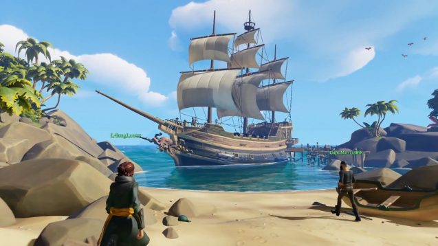 'Sea Of Thieves' Drops Massive Video About What You Actually Do In The Game