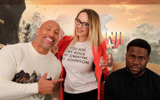 Dwayne Johnson Tells Ellen He's 'Seriously Considering' Running for President