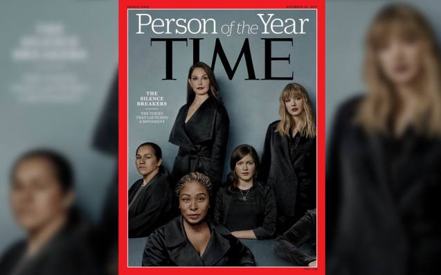 Trump is TIME's Person of the Year runner-up and people are mad