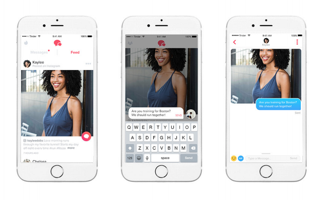 Tinder Is Introducing A News Feed To Remind You Of Those Forgotten Matches