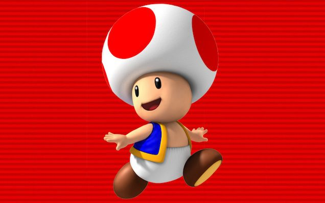 Nintendo Finally Answers The Most Pressing Question About Toad's Anatomy