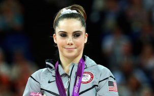 Chrissy Teigen Fronts $100K To Allow McKayla Maroney To Speak About Abuse