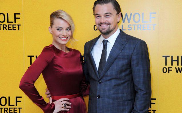 Margot Robbie & Leo DiCaprio To Star In Tarantino's New Manson-Themed Flick