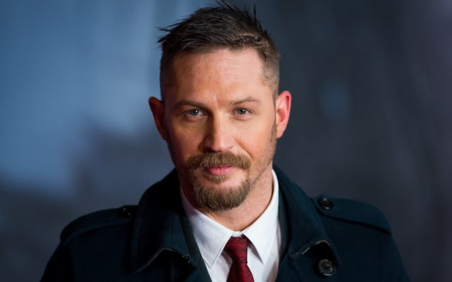 Actor Tom Hardy's 1990s rap mixtape resurfaces online