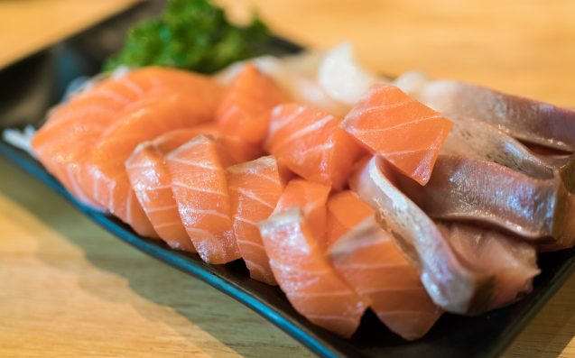 5-foot tapeworm wiggled out of sushi lover's intestines, doctor says